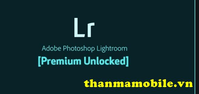 Xin tài khoản lightroom free