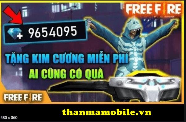 Nhận kc miễn phí FF
