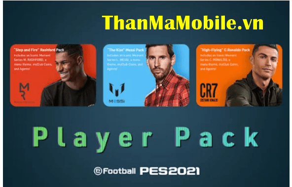 share acc pes 2021 mobile