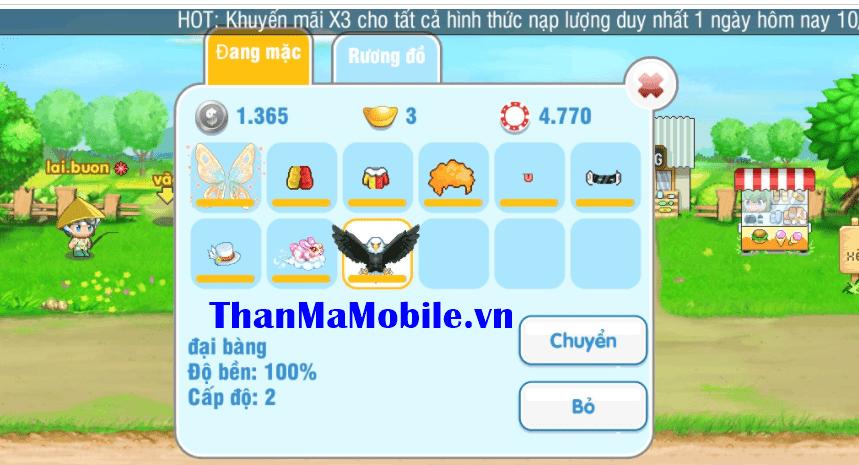 Xin nick avatar Teamobi