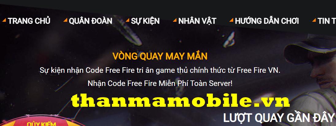 Tri ân free fire